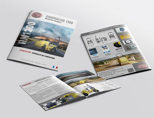 Brochure produit ROADMASTER 1200 Paclite-Equipment