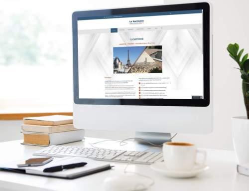 Création du site internet La Sarthoise