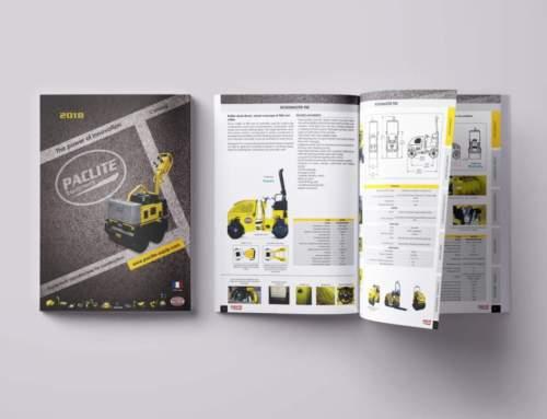 Création Catalogue PACLITE 2018