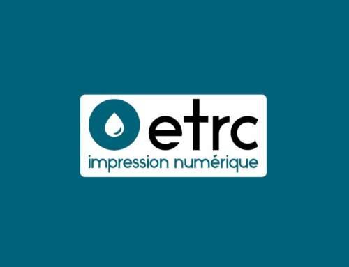 Création  logo ETRC imprimerie