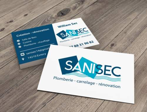 Carte et Logo Sanisec